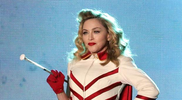 Madonna has been urged to abandon plans to play Eurovision (Danny Lawson/PA)