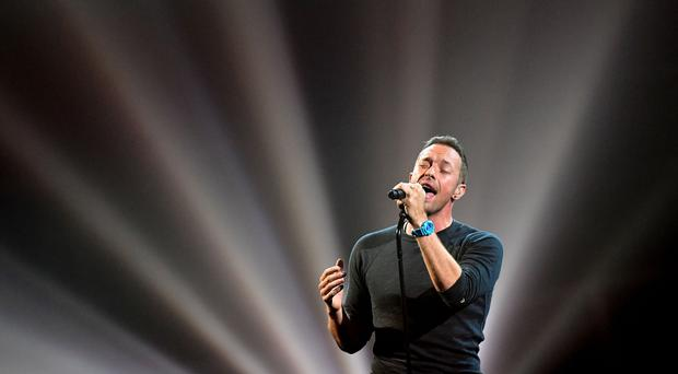 Chris Martin's alleged stalker has not contacted the Coldplay star, a court has heard (Dominic Lipinski/PA)