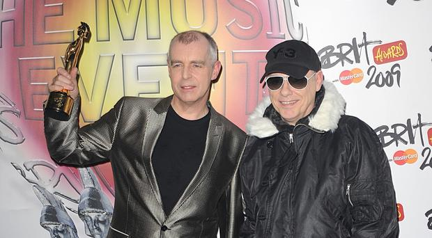 Pet Shop Boys (Zak Hussein/PA)