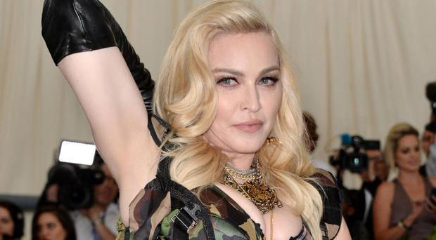 Madonna on ageism in the music industry: I'm punished for turning 60 (PA Archive/PA)