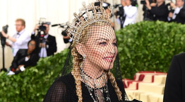 Madonna has announced a string of tour dates (Ian West/PA)