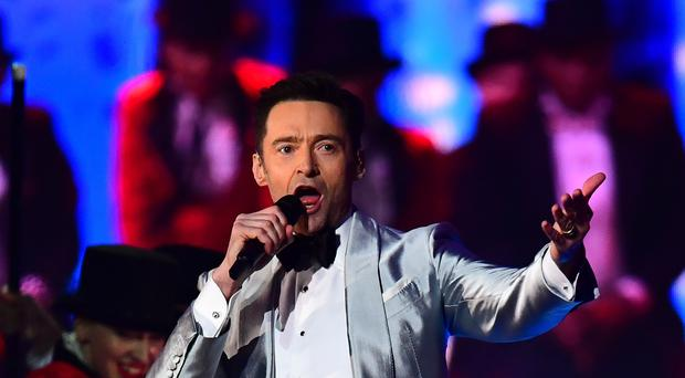 Hugh Jackman's The Greatest Showman soundtrack remains the most streamed album of the past 18 months (Victoria Jones/PA)