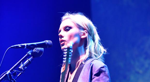 Ellie Rowsell of Wolf Alice (Ian West/PA)