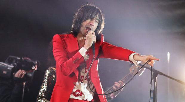 Lead singer of Primal Scream Bobby Gillespie has criticised Madonna (Andrew Milligan/PA)