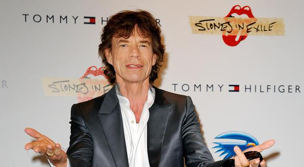 Sir Mick Jagger has offered further proof he is ready to get back on stage following heart surgery (Fiona Hanson/PA)
