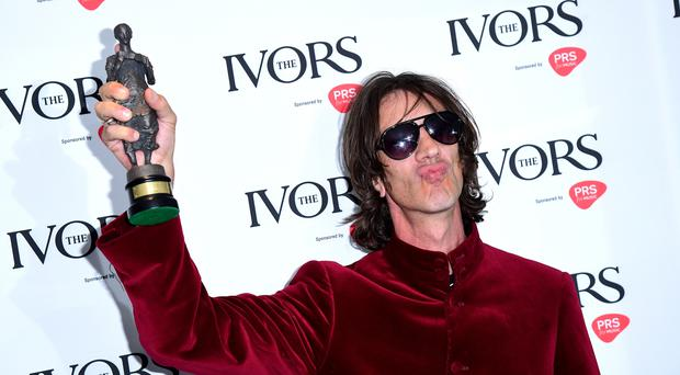 Richard Ashcroft said he can proudly say 'I wrote that' (Ian West/PA)