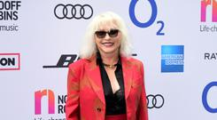 Debbie Harry (Ian West/PA)