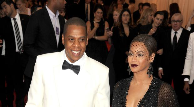 Rapper Jay-Z is the first hip-hop star to become a billionaire, according to Forbes (Dennis Van Tine/PA)
