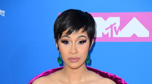 Rapper Cardi B has pulled out of her headline slot at the Parklife music festival, organisers said (PA)
