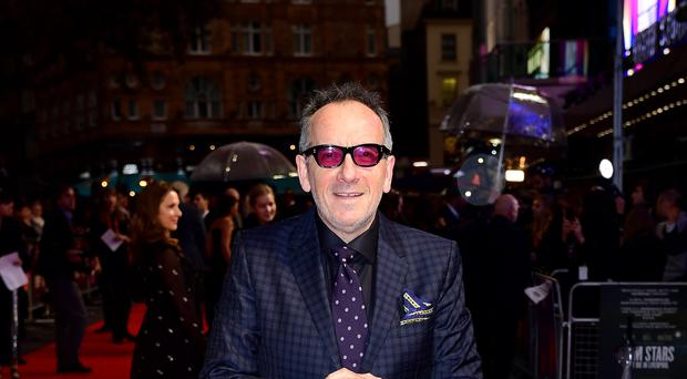Elvis Costello has been made an OBE (PA)