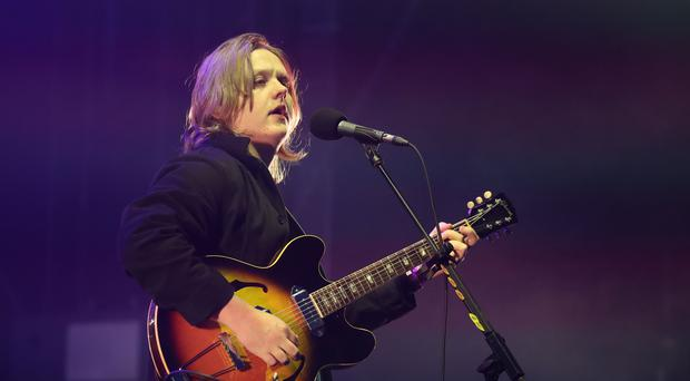 Lewis Capaldi remains at number one in the albums chart (Andrew Milligan/PA)