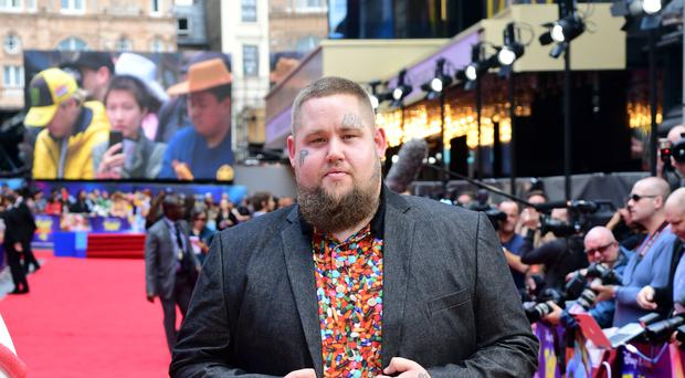 Rag'n'Bone Man attending the Toy Story 4 Premiere at Odeon Luxe, Leicester Square, London.