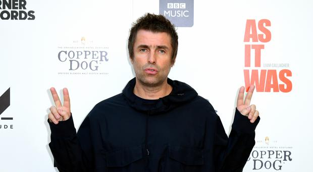 Liam Gallagher (Ian West/PA)