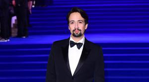 Hamilton and In The Heights creator Lin-Manuel Miranda has announced his next Broadway project (Ian West/PA)