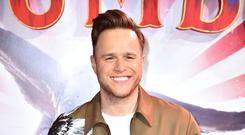 Olly Murs is to take time out as he recovers from 'serious' knee surgery (Matt Crossick/PA)