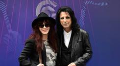Alice Cooper has made a death pact with his wife: We couldn't live without each other (Ian West/PA)
