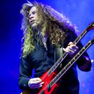 Megadeth star Dave Mustaine thanked 'the best fans in the world' for their support following his throat cancer diagnosis (AP Photo/MTI, Balazs Mohai, File)