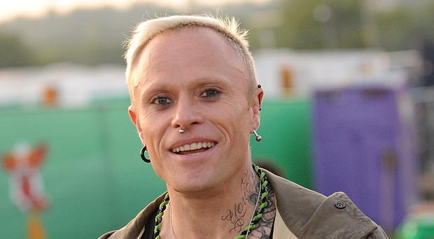 The Prodigy star Keith Flint was found dead at his home in Essex on March 4 at the age of 49 (Anthony Devlin/PA)