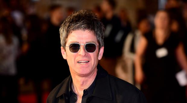 Noel Gallagher at the UK premiere of A Star is Born (Ian West/PA)