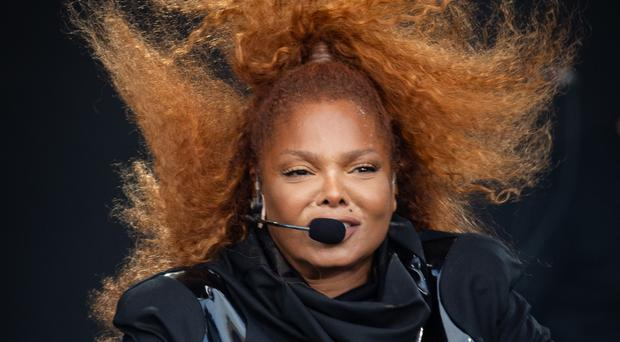 Janet Jackson drew on her storied career in pop music during her hit-laden performance at Glastonbury (Aaron Chown/PA)