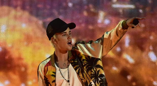 Justin Bieber has commented on the US immigration situation. (Dominic Lipinski/PA)