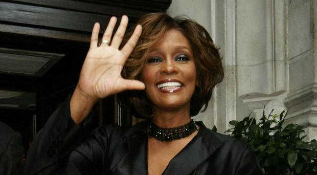 Whitney Houston is on course for her first top 10 single since her death (Yui Mok/PA)