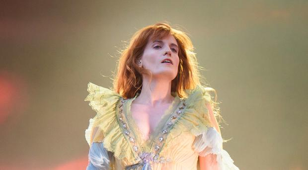 Florence And The Machine was due to play at the festival (Matt Crossick/PA)