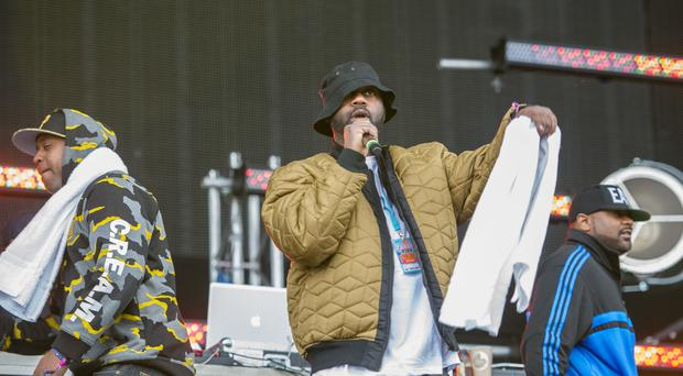 Wu-Tang Clan were among the performance due to play at Boardmasters (Katja Ogrin/PA)