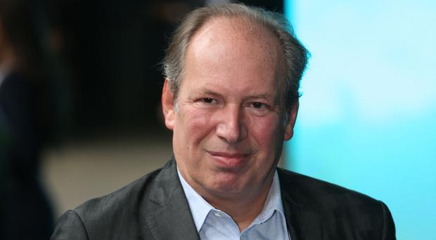 Hans Zimmer will offer his piece Earth (Jonathan Brady/PA)
