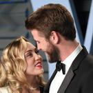 Miley Cyrus and Liam Hemsworth tied the knot in December last year (PA)