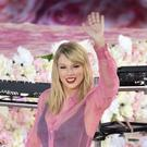 Taylor Swift has released the music video for her single Lover, hours before the release of the highly anticipated album of the same name (Evan Agostini/Invision/AP)