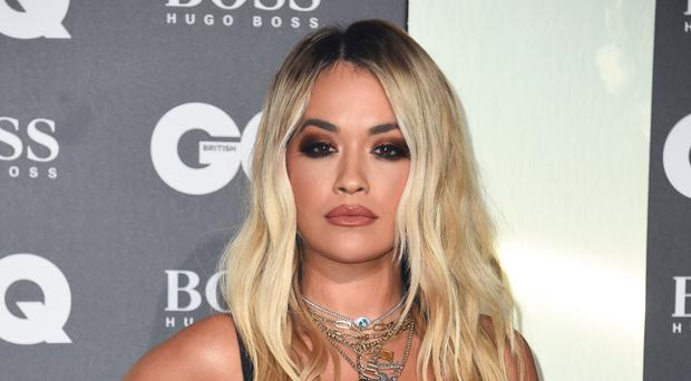 Rita Ora was speaking to Marie Claire magazine (Matt Crossick/PA)