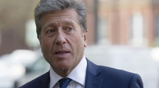 DJ Neil Fox was cleared at court (Hannah McKay/PA)