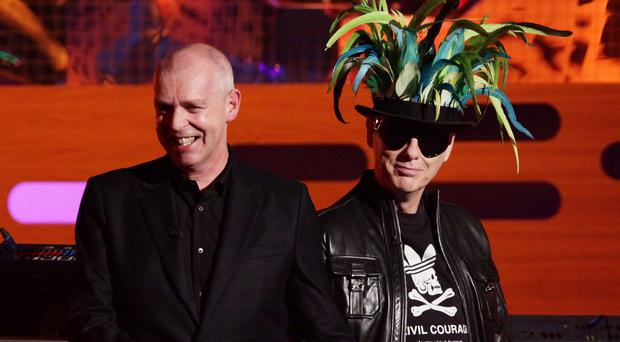 Pet Shop Boys (Yui Mok/PA)