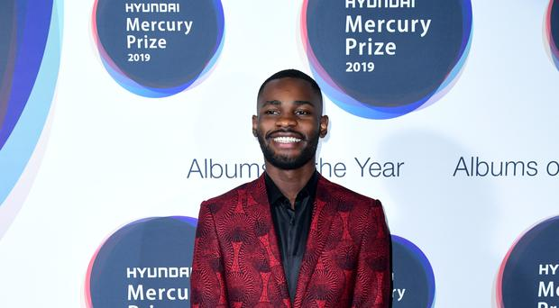 British rapper Dave's meteoric rise has been boosted by a Mercury Prize win (Ian West/PA)