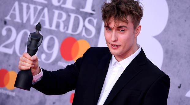 Number one triumph for Sam Fender's debut album (Ian West/PA)