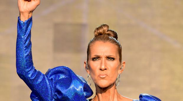 Celine Dion is returning to the UK. (Ian West/PA)
