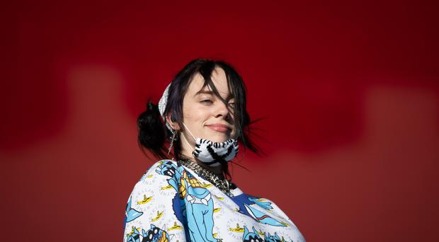 Billie Eilish is playing three cities (Aaron Chown/PA)