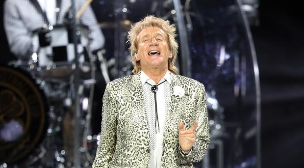 Sir Rod Stewart (Simon Cooper/PA)
