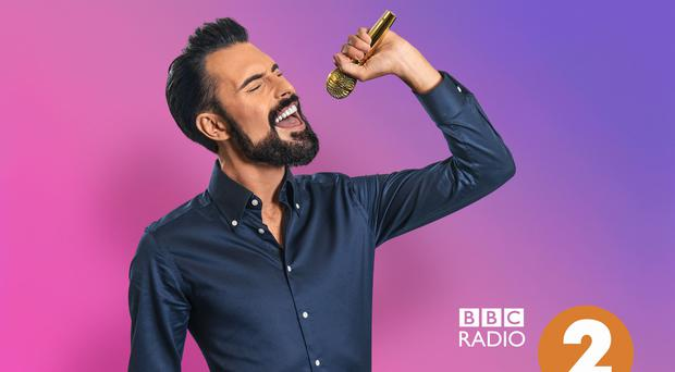 Rylan Clark-Neal will sing in a 24 hour non-stop karaoke extravaganza (BBC)