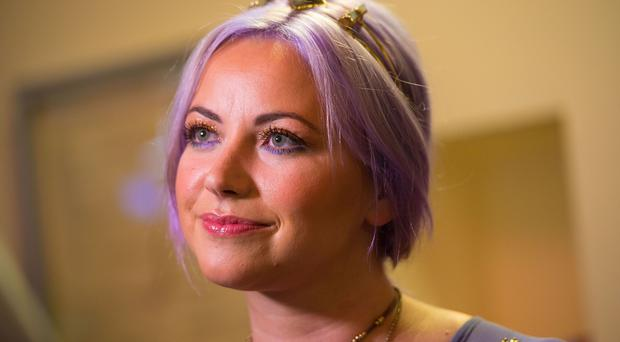 Charlotte Church has spoken about growing up in the spotlight (Dominic Lipinski/PA)