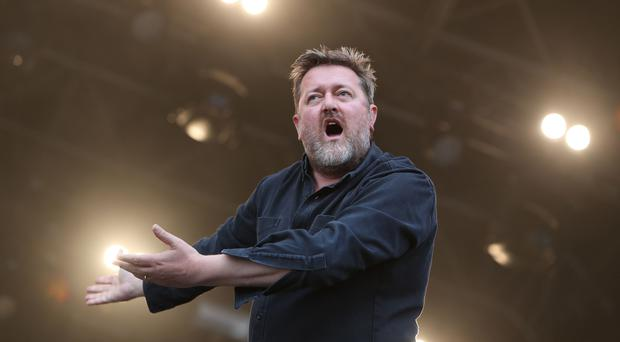 Elbow continue chart-topping streak with new album (Owen Humphreys/PA)
