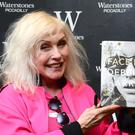 Debbie Harry signs copies of her new book Face It (Ian West/PA)