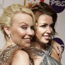 Kylie (left) and Dannii Minogue (Yui Mok/PA)