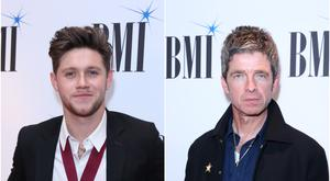 Niall Horan attending the BMI London Awards at the Savoy Hotel (Isabel Infantes/PA)