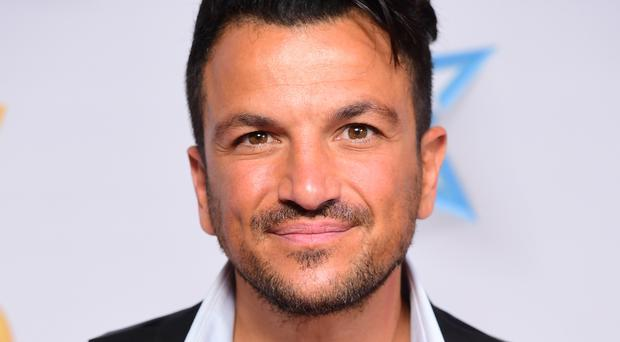 Peter Andre believes the music should be separated from the man. (Ian West/PA)