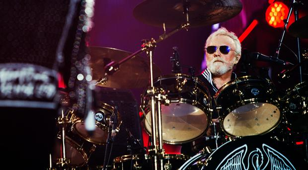Roger Taylor will help oversee Music Walk Of Fame (Xavier Vila)