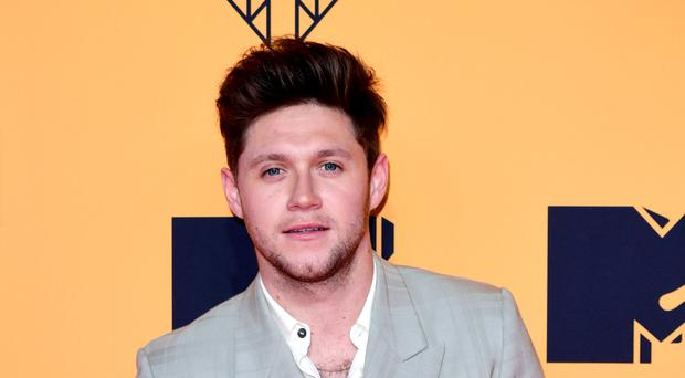 Niall Horan attending the MTV Europe Music Awards 2019, held at the FIBES Conference and Exhibition Centre of Seville, Spain (Ian West/PA)