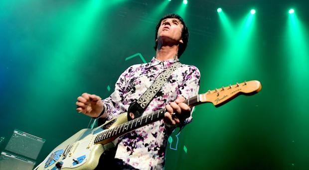 Johnny Marr at the AIM Independent Music Awards 2019 (Ian West/PA)