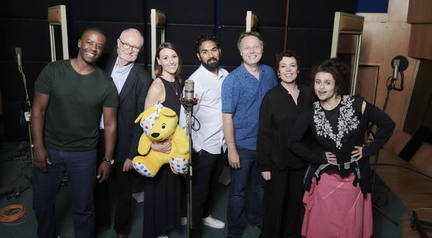 Children In Need boss responds after charity album pulled from chart race (BBC/Ray Burmiston)